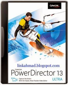 CyberLink PowerDirector Ultimate 13 Free Download With And Serial Keys - Games And Software & Learing Tips And Tricks