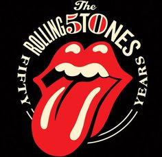Street artist Shepard Fairey redesigns the Rolling Stones logo for their anniversary. This shows the increased acceptance of street art in mainstream culture. Rolling Stones Logo, Mick Jagger, Charlie Watts, 50th Anniversary Logo, Anniversary Congratulations, Golden Anniversary, Happy Anniversary, Dossier Photo, Surf Logo