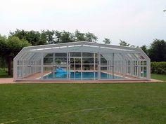 coperture per piscine telescopiche