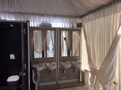 portable bathroom model: dot #fashiontoilet #weddingsolution #interiordesign