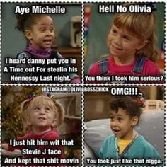 Michelle/Olivia Meme