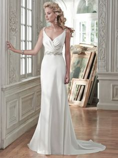 Maggie Sottero Wedding Dresses - Style Montana 6MS285 [Montana] - $1,239.00 : Wedding Dresses, Bridesmaid Dresses, Prom Dresses and Bridal Dresses - Best Bridal Prices