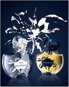 Shalimar - Guerlain Perfume Bottles