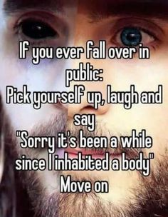 trendy funny things to do in public ideas hilarious humor Funny Cute, The Funny, Super Funny, Fall Funny, Whisper Confessions, Whisper App, Whisper Funny, Saying Sorry, Just For Laughs