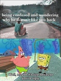 Patrick knows all.