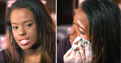 Did You See This? After 7 Years Of Hiding Her Face, She Wipes Off Makeup In Front Of Cameras