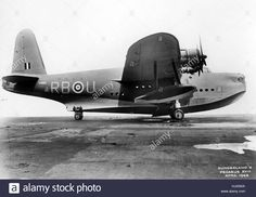 Short Sunderland Mk Ii Of No 10 Squadron Raaf In April 1942. Air Stock Photo, Royalty Free Image: 131537094 - Alamy