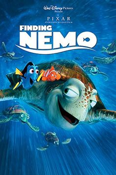 Nemo, an adventurous young clownfish, is unexpectedly taken from his Great Barrier Reef home to a dentist's office aquarium. Pixar Characters, Pixar Movies, Dc Movies, Disney Movies, Good Movies, Movie Tv, Animation Movies, 2020 Movies, Family Movies