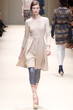 Cacharel Fall 2012 Ready-to-Wear Collection Photos - Vogue