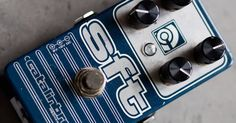 Video: 8 Essential Guitar/Bass Crossover Pedals  If a supercharged drive pedal that sounds just as good in your bass rig as it does in your guitar rig is what you're seeking, look no further than the Catalinbread SFT. #bassguitar