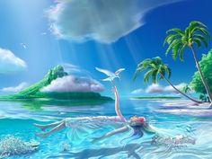 20 Incredible Fantasy Art Works e Pinturas para inspirá-lo Desktop Hd, 3d Desktop Wallpaper, 3d Nature Wallpaper, Widescreen Wallpaper, Phone Wallpapers, Mobile Wallpaper, Moving Backgrounds, Moving Wallpapers, Latest Wallpapers