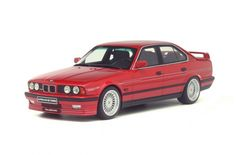 Around 500 Alpina B10 BiTurbo were manufactured from 1989 to 1994. You have a better chance scooping up one of Otto Mobile's 1:18 scale model of this beast. 2000 will be produced and it will be a LOT cheaper than the real thing but just as beautiful. -<em>Bill@ChoiceGear</em>