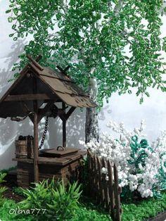 Bonsai topiară atelier meșteșugăresc produs modelare de proiectare sub forma de baghete Song vara + MK Bine cutie ZGURA Margele de sârmă fot...