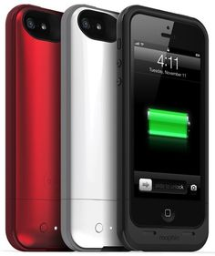 New Mophie Juice Pack Plus for the iPhone 5