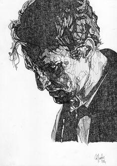True Detective - ''Rust Cohle'' - Coll Hamilton ----
