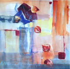 Acuarela - Collage. Laura Sanz