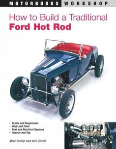 Build your own flathead roadster just as it would have been built in the 1950s! Using a 1929 Ford Model A, this guide follows its construction from start to fantastic finish. Bishop begins with a weal