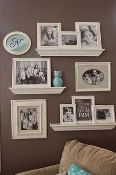 Dont Call Your Mum Decobssesion Floating Shelves More Picture Arrangements