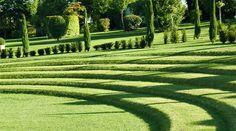 Les jardins du Chaigne, France.