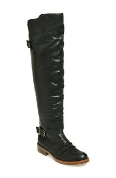 kensie 'Stella' Over the Knee Boot (Women) available at #Nordstrom