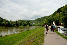 Wanderung zur Weltenburger Enge am Donaudurchbruch