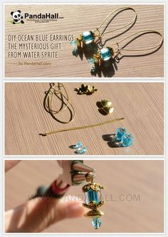3 Easy Steps For You To Make Wire Butterfly Earrings This Earring