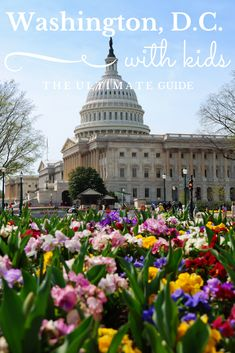 Our nation's capital is the perfect destination for a family vacation. Here are some of our favorite places to visit in Washington, D.C. with kids including food and hotel recommendations. - Kids Are A Trip