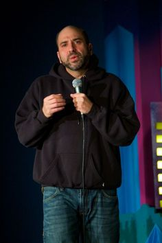 Dave Attell (born January 18, 1965) is an American stand-up comedian, writer and actor, best known as the host of Comedy Central's Insomniac with Dave Attell and The Gong Show with Dave Attell. Born in Queens, New York, he grew up in Rockville Centre, New York and now lives in New York City.
