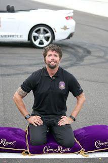 NASCAR Race Mom: VA Military Hero Receives VIP #NASCAR Experience