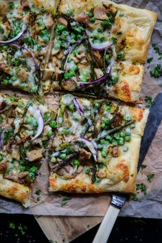 Turmeric Chicken Pizza with Asparagus & Peas is a delightful and tasty dish perfect for spring! Turmeric roasted chicken, fresh asparagus, peas, shredded mozzarella piled high on top of a sheet of puff pastry is the ultimate go-to comfort meal! Well, what do you think? I'm not entirely surprised I should say. This year is …