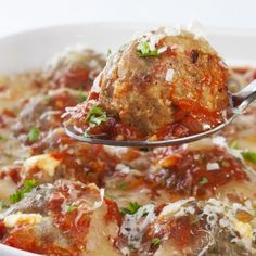 A Delicious recipe for turkey meatballs in tomato cheese sauce. Serve alone, over pasta or with rustic bread.�. Turkey Meatballs In Tomato Cheese Sauce Recipe from Grandmothers Kitchen.