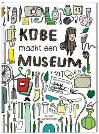 #Kerntitels Kinderboekenweek 2015 : Groep 3 & 4: Kobe maakt een museum