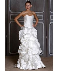 Carolina Herrera Wedding Dress, PreOwnedWeddingDresses.com 25154, $4000