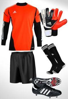 5b9298fdbe7e Abbigliamento per portieri Soccer Goalie