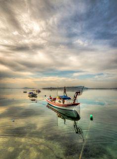 All quiet... by Cihangir   Yariz