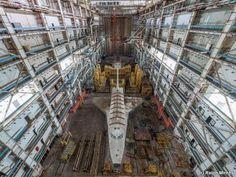 Russia's abandoned shuttle program.