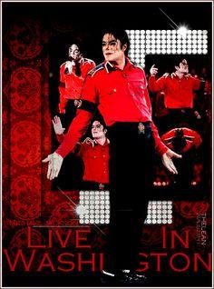 MJ Live in Washington