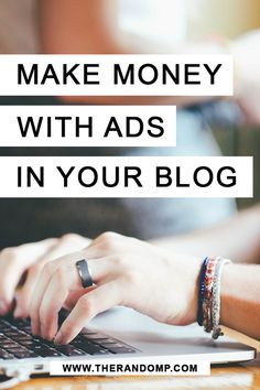 Google Adsense for bloggers: Everything you need to know about adding adds to your website!