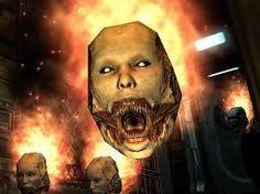 Lost Souls Doom 3, Lost Soul, Halloween Face Makeup, Joker, Fictional Characters, Fantasy Characters, The Joker, Jokers