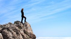 Life coach Martha Beck shares her four-step process to get your life back on track. Step one is getting still.