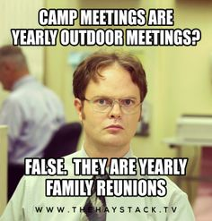The Truth about Camp Meeting #sda #adventist #campmeeting #thehaystacktv