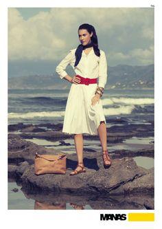 Amazing #handbag & #sandals  Palinuro, Italy www.manas.com
