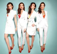 Bloc de Moda: Noticias sobre moda, fashion, diseño de autor, desfiles, zapatos, carteras: Colecciones: Tendencias Primavera / Verano 2011 - 2012