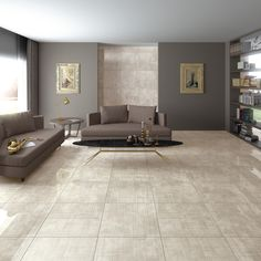 Enjoy our porcelain and ceramic tiles floors and walls in settings of bathrooms, kitchens , livingrooms and exteriors Living Room Tiles Design, Living Room Designs, Ceramic Floor Tiles, Me Time, Style Tile, Minimalist Living, Decorating Tips, Interior Design, Interior Ideas