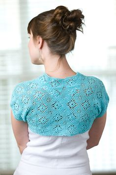 Thread crochet lace motifs are the perfect choice for this amazing shrug. Moth Wings Shrug - Media - Crochet Me