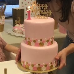 This gorgeous cake i