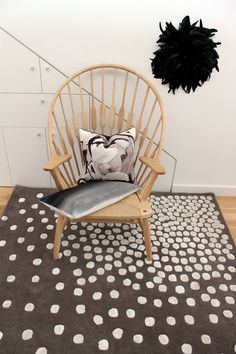 Designer rug by Xavier & Me   Gallop Lifestyle
