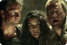 """One of the BEST NCIS episodes ever """" Truth or Consequences"""". tony and McGee - Rescue Ziva!!"""