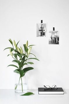 simple office decoration a couple of pints on the wall and some flowers Room Inspiration, Interior Inspiration, Scandinavian Style, Interior Styling, Interior Decorating, My New Room, Minimalist Home, Interiores Design, Home Office