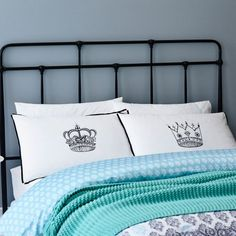 Home Republic Crowns - Bedroom Pillowcases - Adairs online